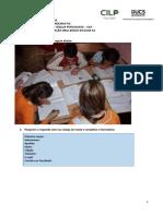 Expressão Oral Básico Escolar Português para Estrangeiros