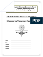 Lab 9_undamped Vibration Absorber_v3