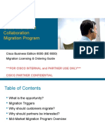 Be Migration