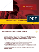 5 Step USC-CT Problem Solving Process (1)