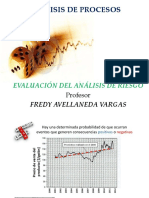 Analisis Riesgo FAV 2015