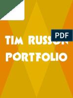Tim Russon Portfolio