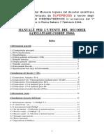Manuale Italiano Coship