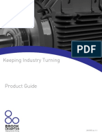 Brook Crompton Product Guide