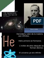 Comprender el universo