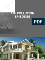Air Pollution Episodes (3)