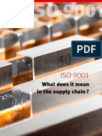 Iso 9001 Supply Chain