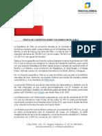 Perfil Logistico de Chile