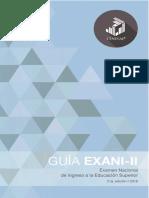 guia Examen de Ingreso Nivel Superior
