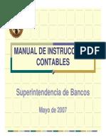 Manual de Instrucciones Contables