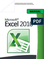Manual Excel Sesión 2