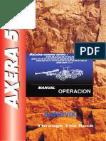AXERA 5 OPERACION