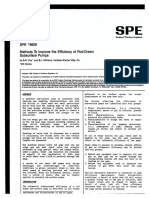 Methods to Improve the Efficiency of Rod-Drawn Subsurface Pumps