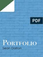Sean Dalton Portfolio