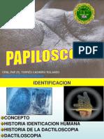 Diapositivas Palmatoscopia