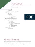 Fracturas Del Extremo Distal Del Radio
