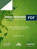 Atividades Interdisciplinares - E-BOOK