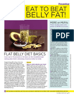 Eat to Beat the Belly Fat