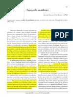 Teorias Do Jornaismo Traquina _ Resenha