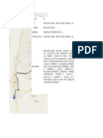 ruta 39 Provenza Transporte San Juan