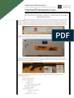 Ruger SR-22 Rifle de Revisión_ Parte 2 - ¿Qué Hay en La Caja y Características Externas