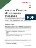 002_Creación de Una Pieza Mecánica