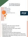 PROSEDUR OPERASIONAL PERAWATAN LUKA BAKAR revisi.pptx