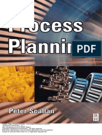 Process Planning the Design Manufacture Interface