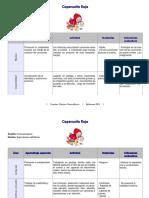 228606496 Caperucita Roja Planificacion