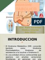 Pres Sd Metabolico