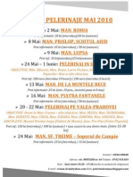 (Pelerinul Roman) Agenda Mai 2010 (Color)