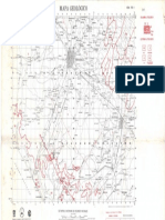 Mapa Geologico de Chinandega