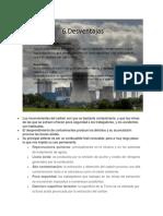Desventajas del Carbon