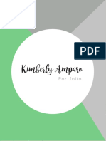 Kimberly Amparo Portfolio