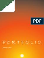 Visual Design Portfolio