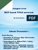 Mikrotik OSPF Hotspot