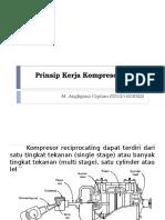 Prinsip Kerja Kompresor Single Stage MAC