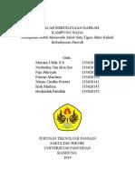 Makalah Kebudayaan Daerah (Cover)