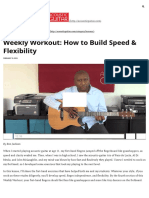 Weekly Workout_ How to Build Speed & Flexibility – Acoustic Guitar