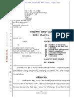 Avvo v. Liang - CFAA complaint.pdf
