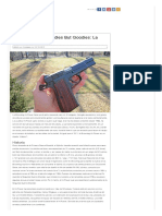 [REVISIÓN de FUEGO] Oldies but Goodies_ La Browning Hi-Power _ Nación Oculta