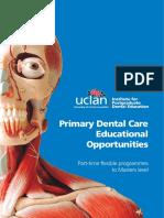 Education Dental Priemere