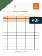 Decision Matrix Analysis