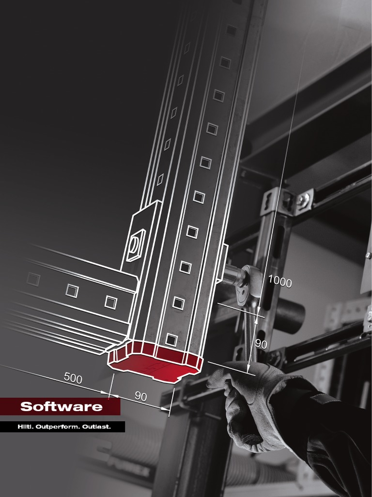 Hilti Software | Building Information Modeling | Computer