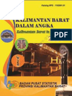Kalimantan Barat Dalam Angka 2014