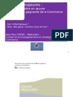 Strategie E-commerce Webcolibri