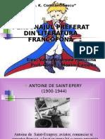 Prezentare Franceza..Micul Print 3