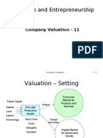 Mckinsey-Model For Valuation Of Companies | Free Cash Flow