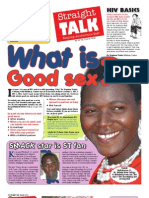 Straight Talk, March 2010