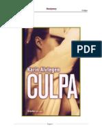 Alvtegen, Karin - Culpa